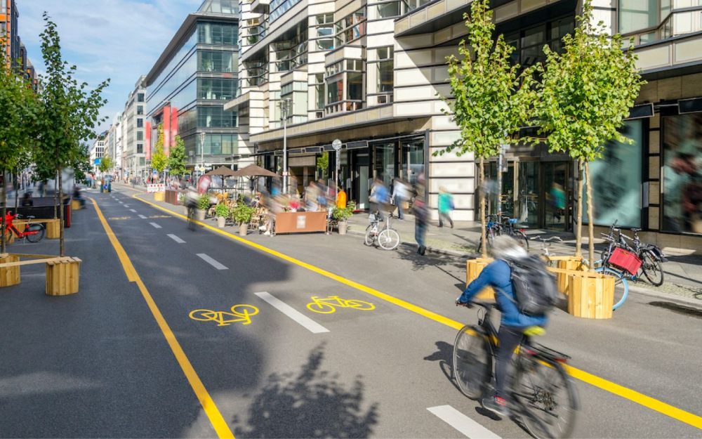 A Mobility Revolution: What will our future cities look like?
