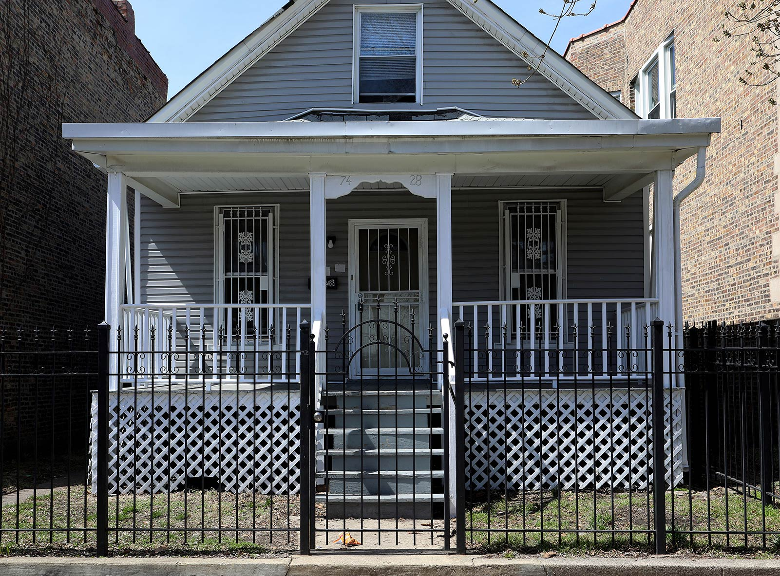 Gwendolyn Brooks Home in Chicago