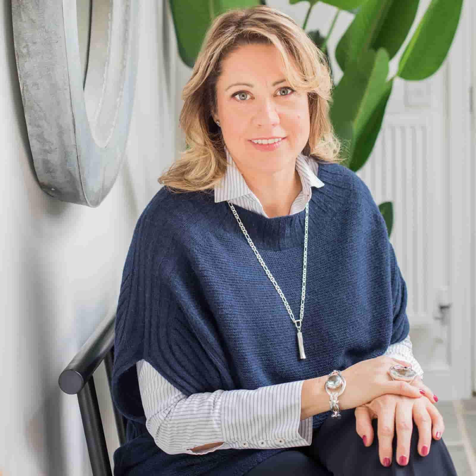 Caroline Walton, CEO TieTa