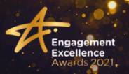 Finalist of the Engagement Excellence Awards 2021