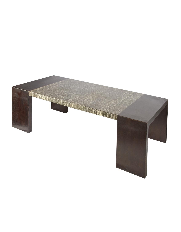 Atauro coffee table in wood