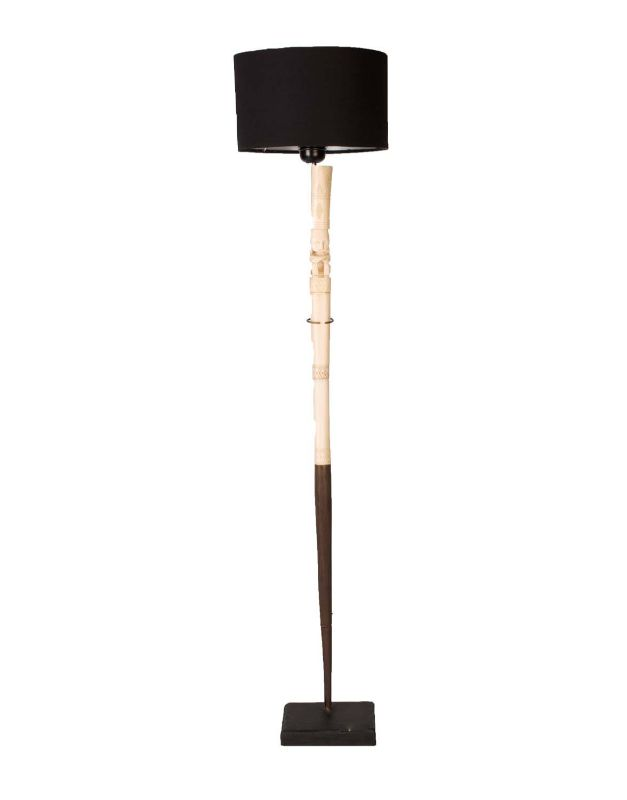 Table lamp cane