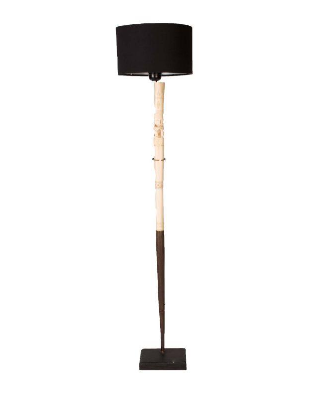 Lámpara de mesa bastón