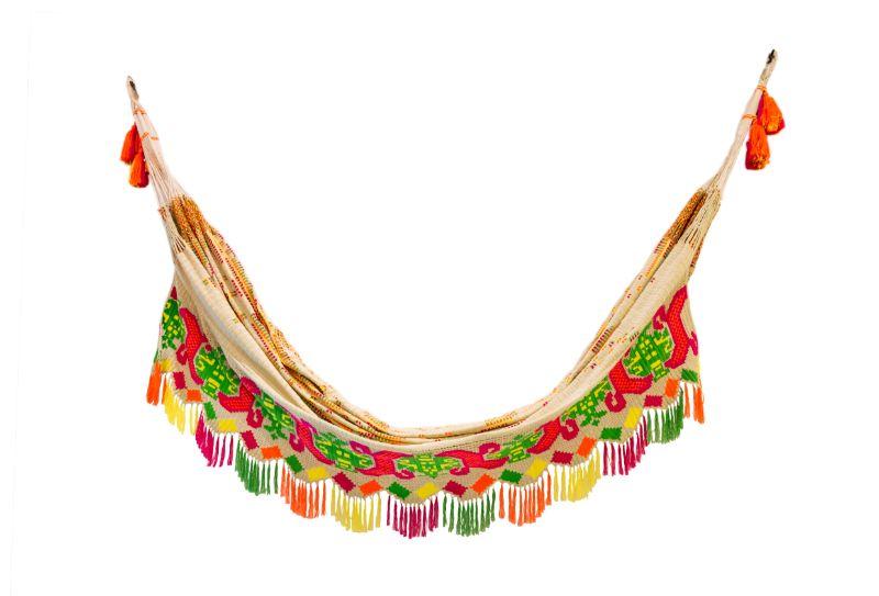 Chinchorro Wayuu multicolor