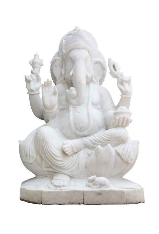 Ganesh Murti en marmol