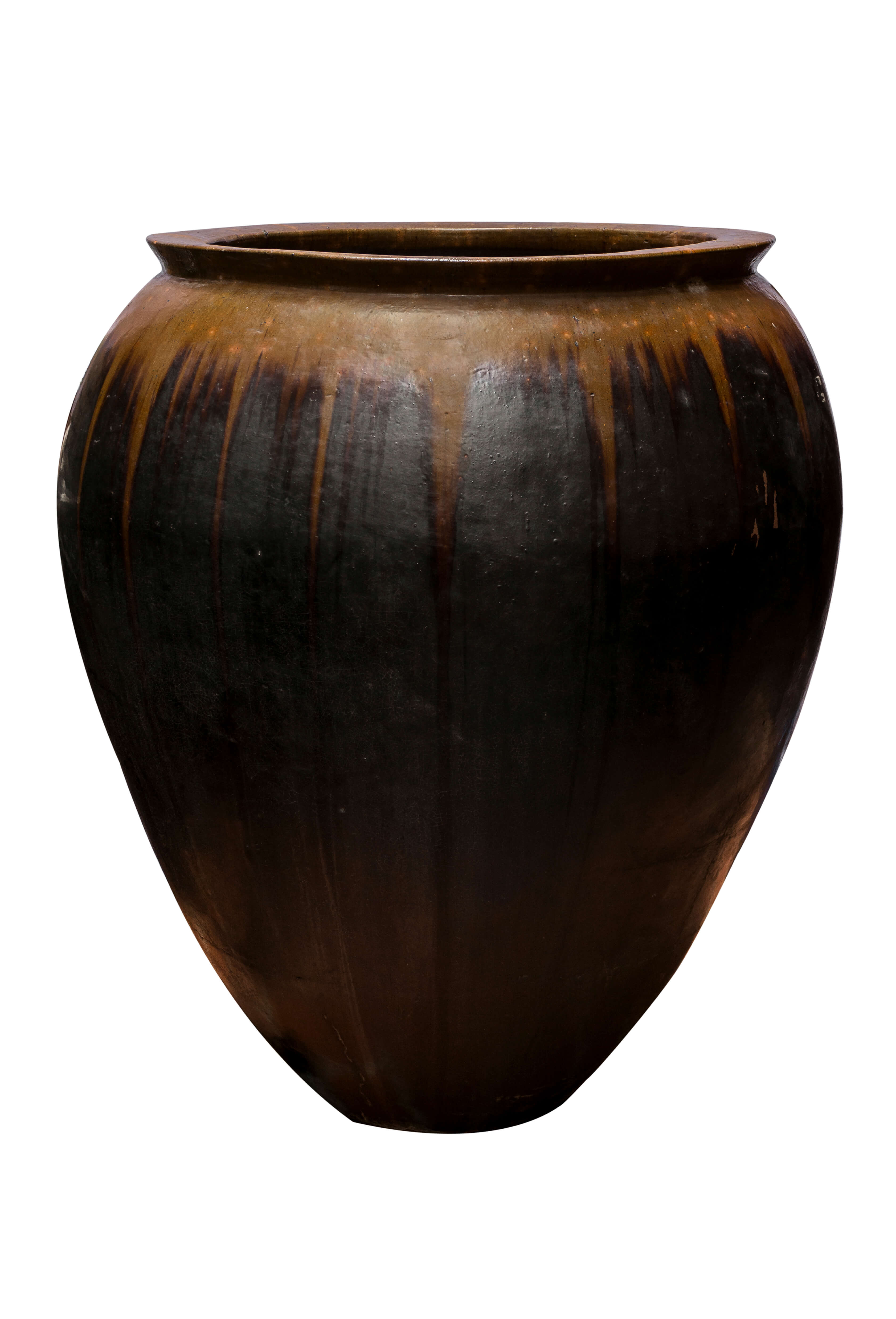Tinaja Balinesa negra