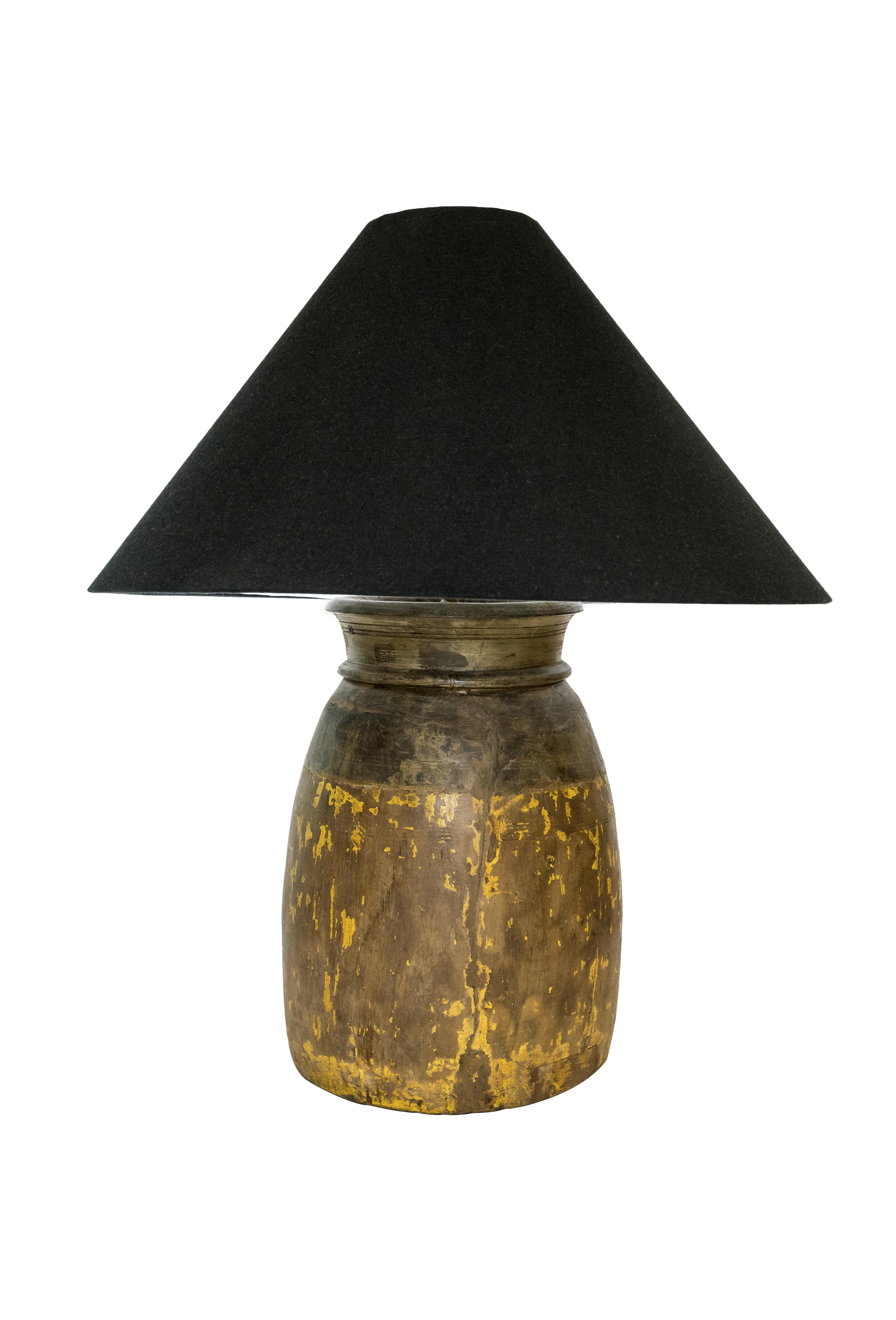 Lámpara de mesa Tinaja, 40 Cms