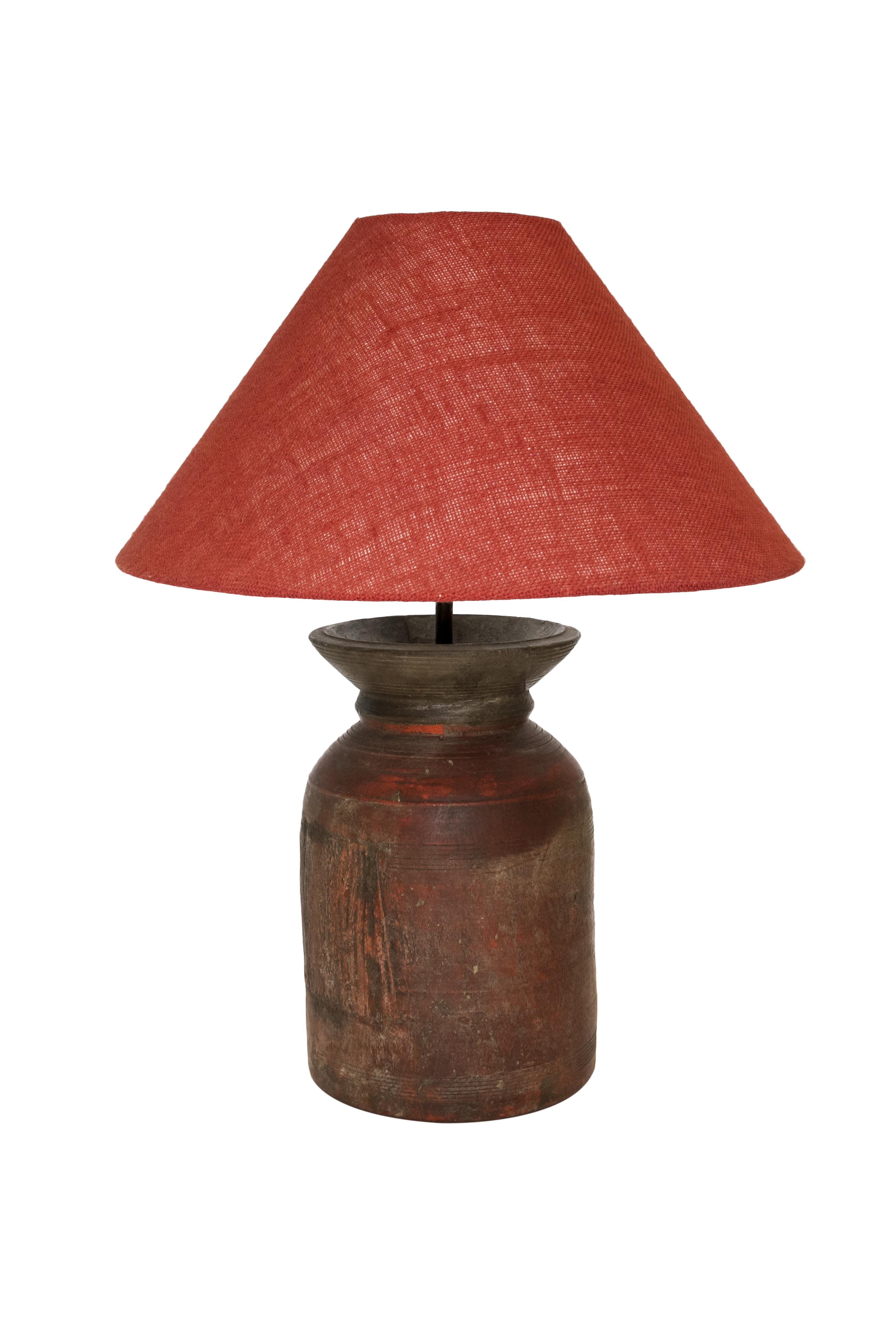 Lámpara de mesa Tinaja, 30 Cms