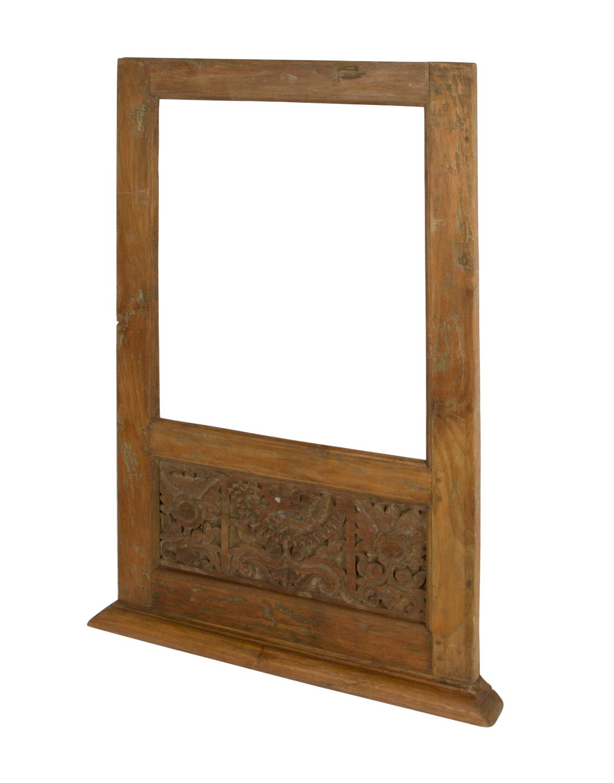 Indonesian Mirror Frame