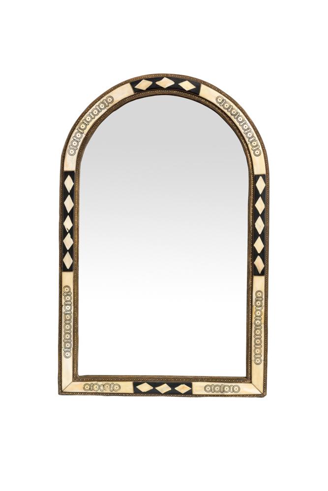 Espejo Marroqui diseño rombos