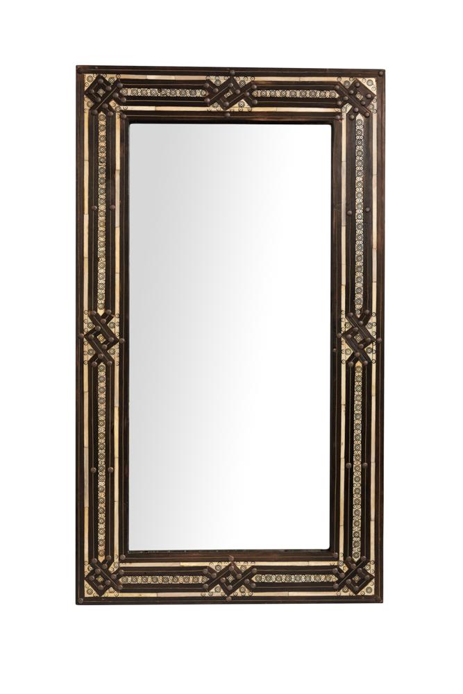 Espejo rectangular Marroqui diseño taches
