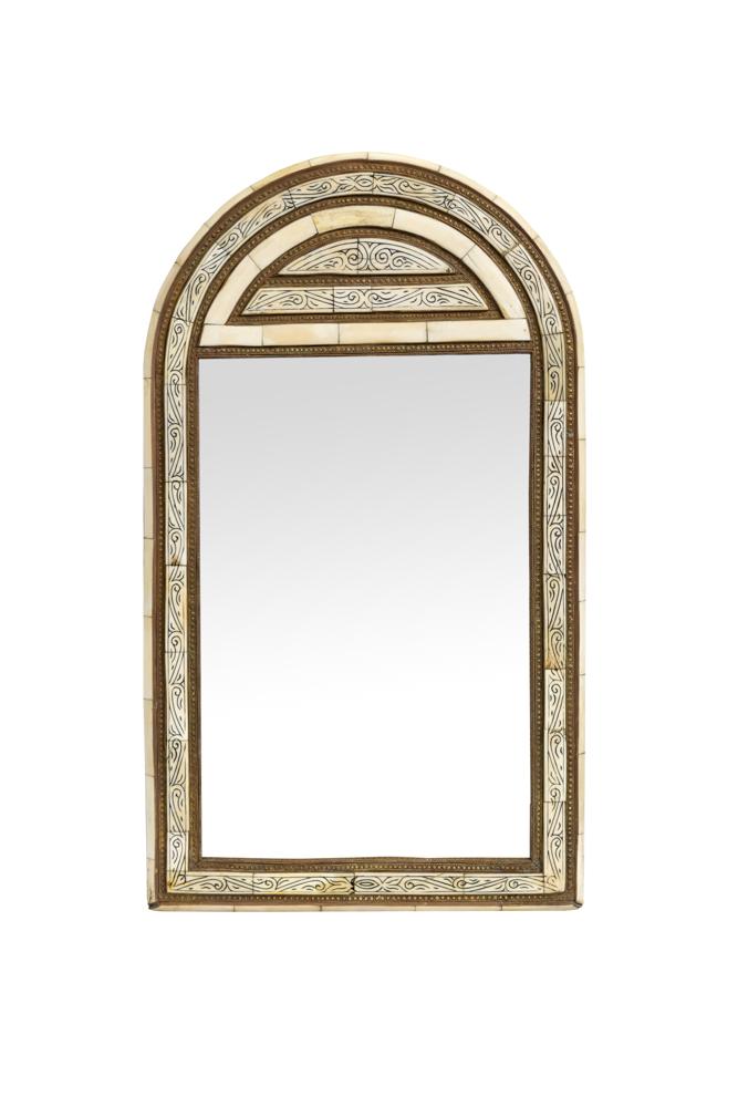 Espejo Marroqui en forma de arco