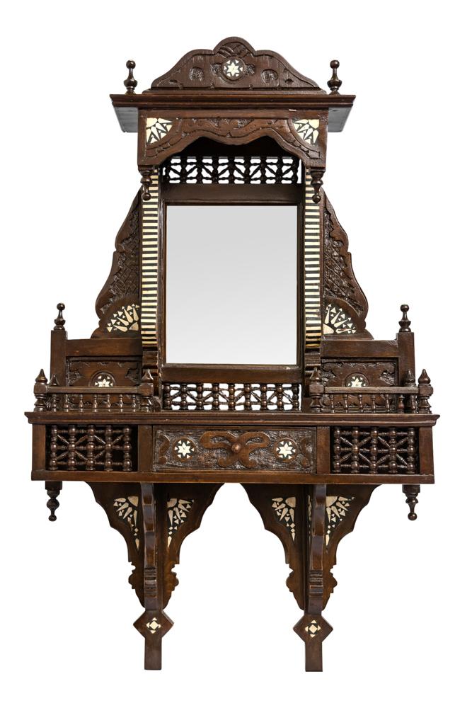 Espejo Marroquí Maharaja