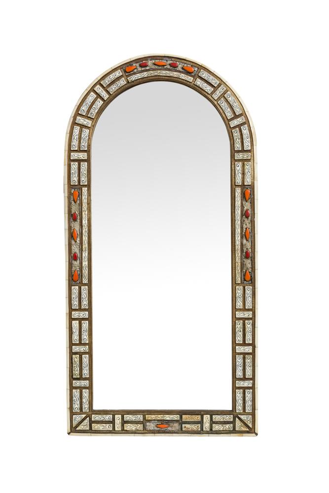 Espejo Marroqui forma de arco