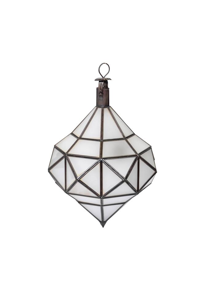 Lámpara diamante Marroqui