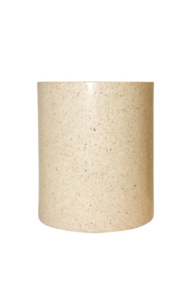 Papelera en granito