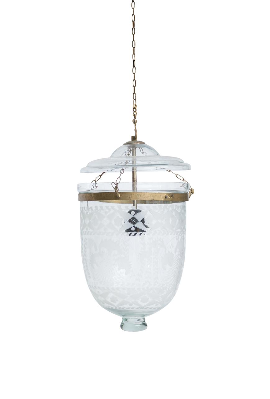 Hundí Glass Pendant Lamp