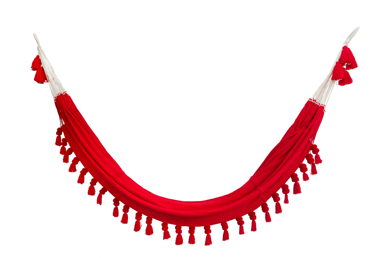 Chinchorro Wayuu rojo