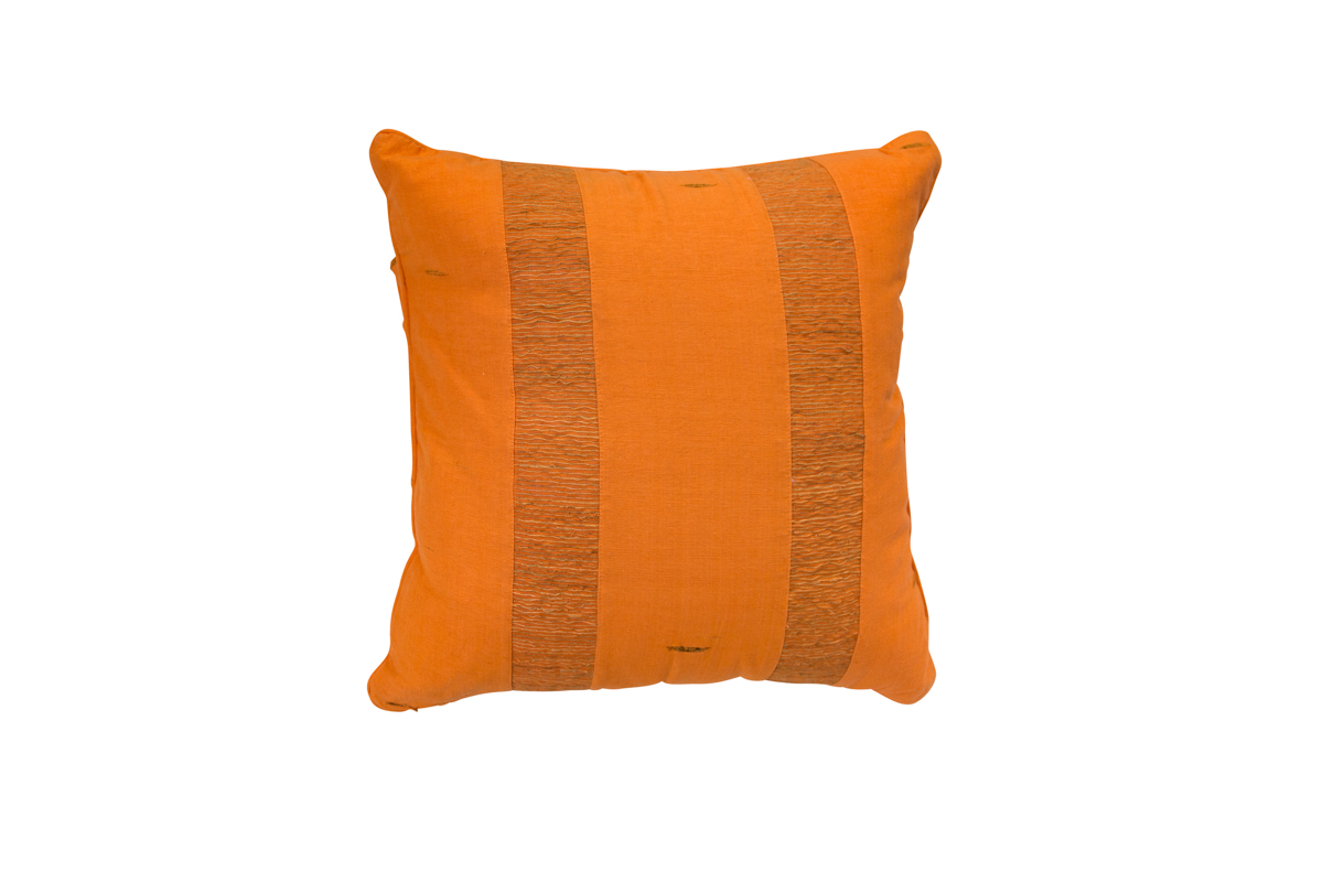 Cojín Indonesia Naranja