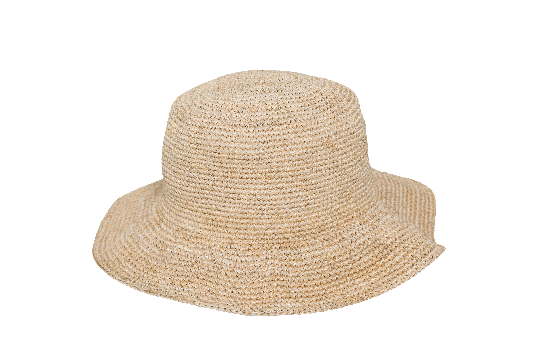Sombrero calceta de platano