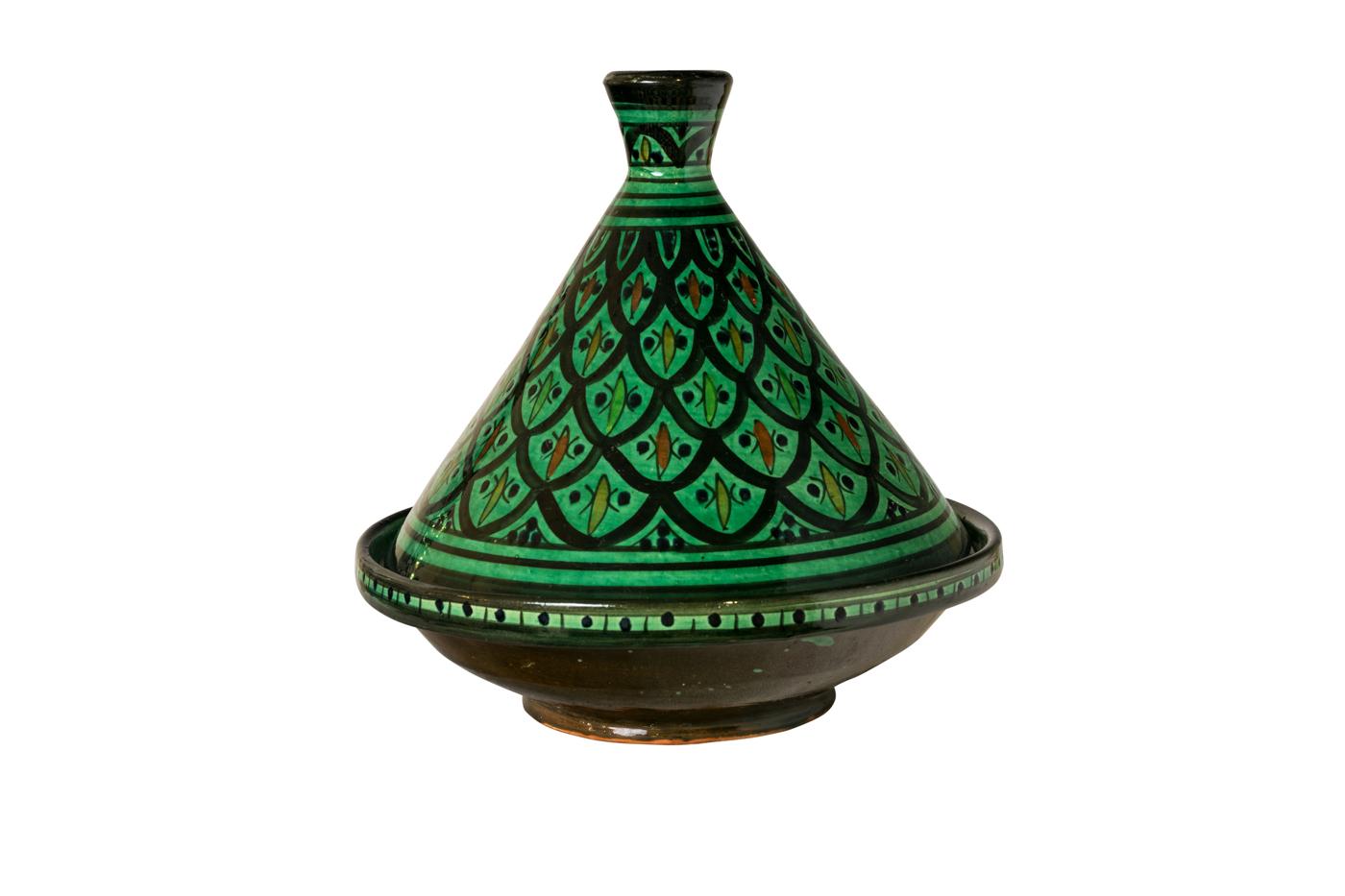 Tajín Marruecos Mediano Verde