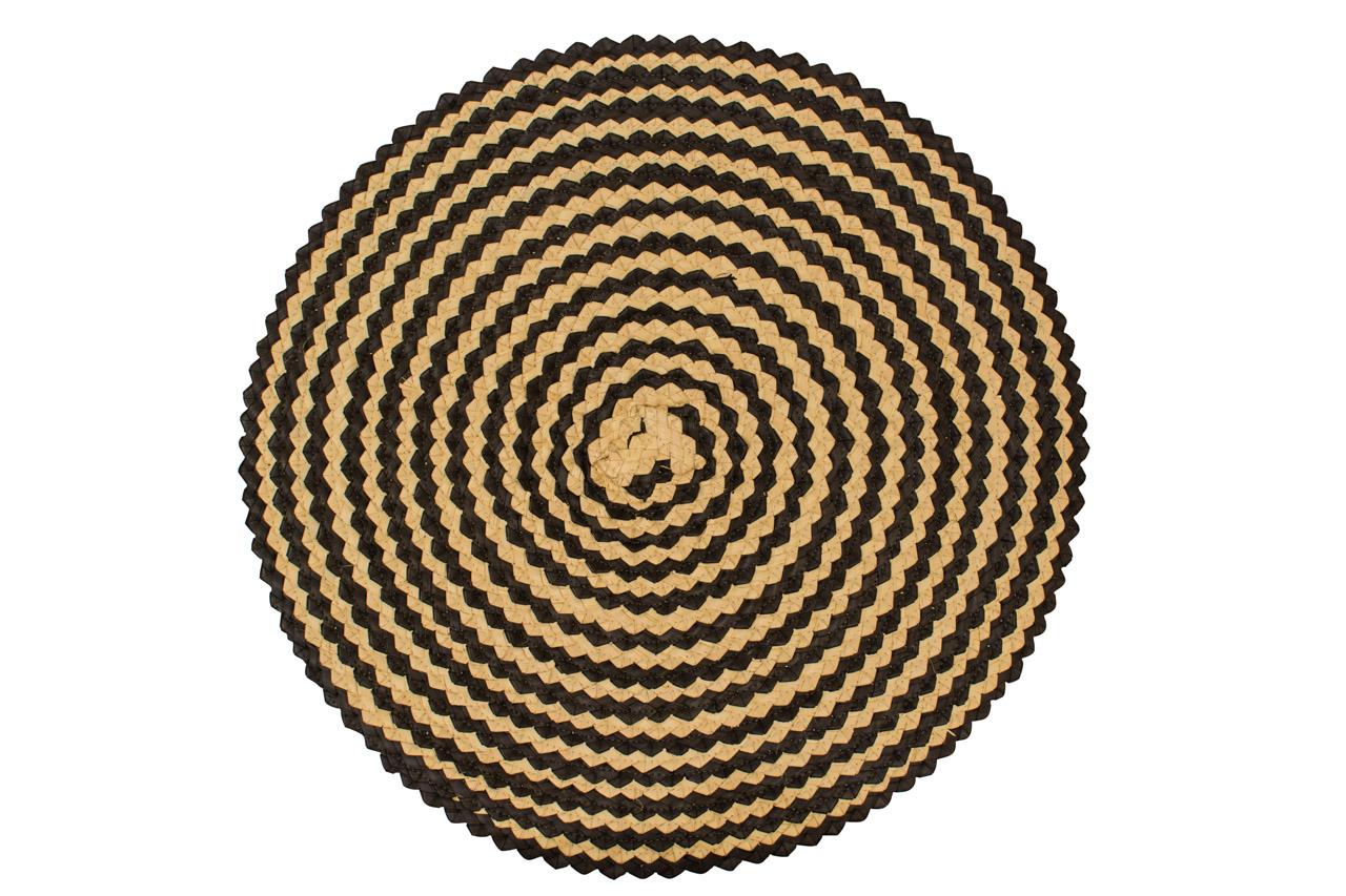 Round Palma real placemat set X 6
