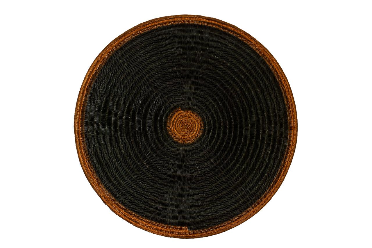 Werregue copper thread placemat