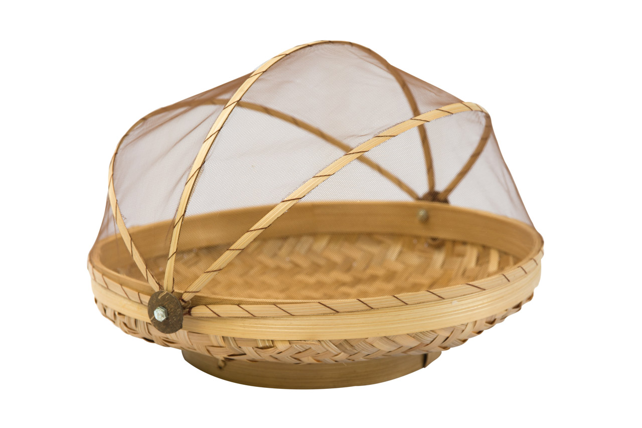Tray In Bamboo, 30 Cm