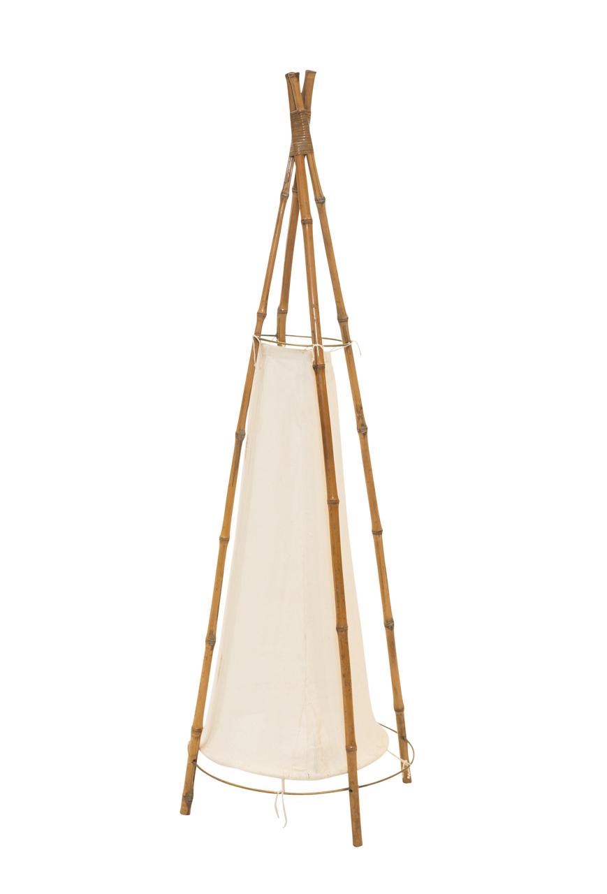 Lámpara de Bamboo