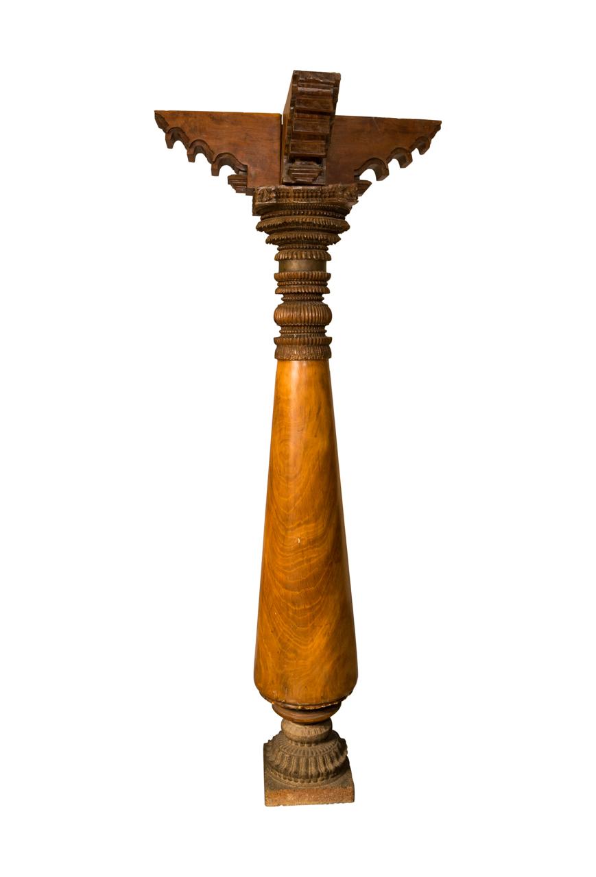 Ancient Indian column