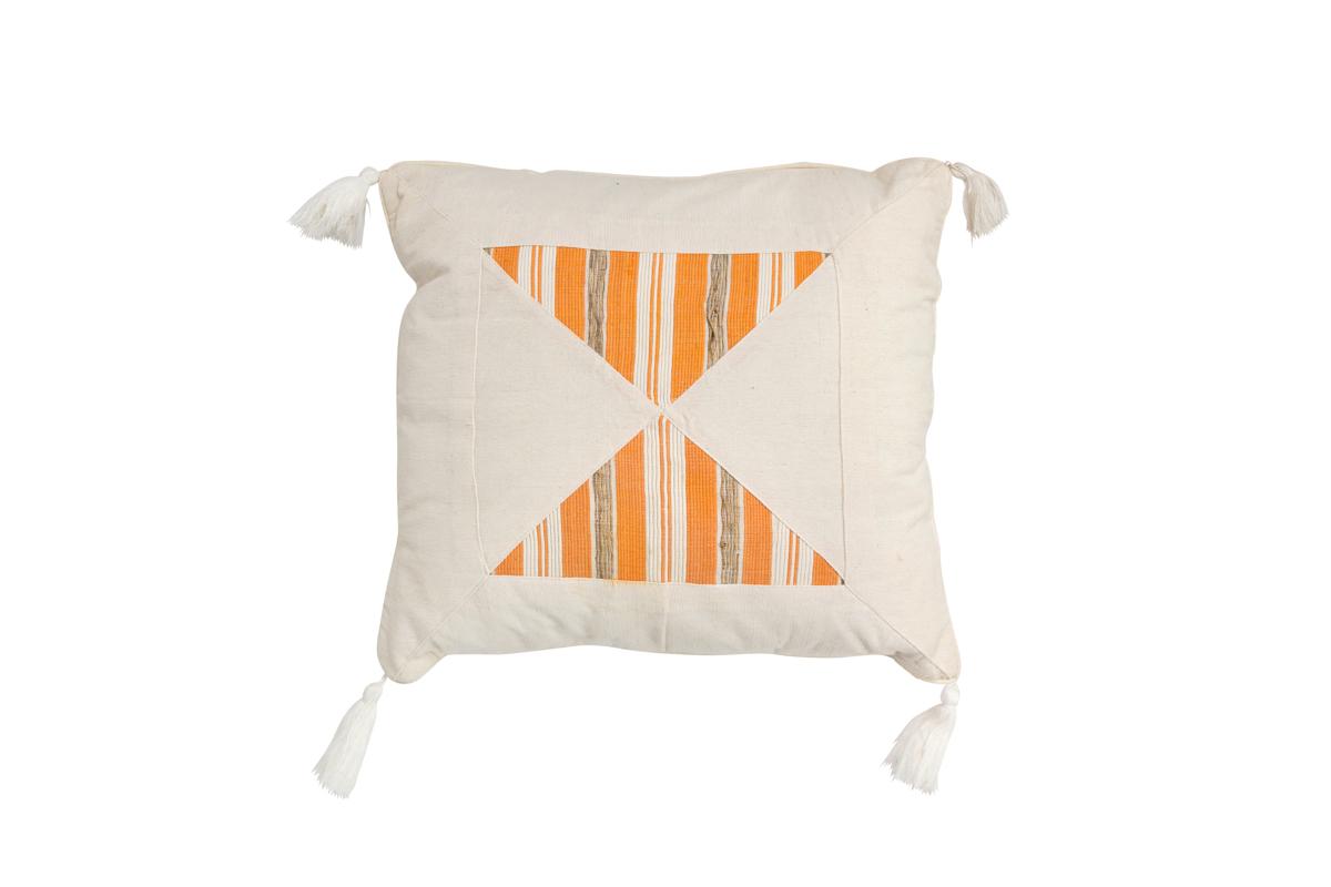Indonesian Triangle Cushion