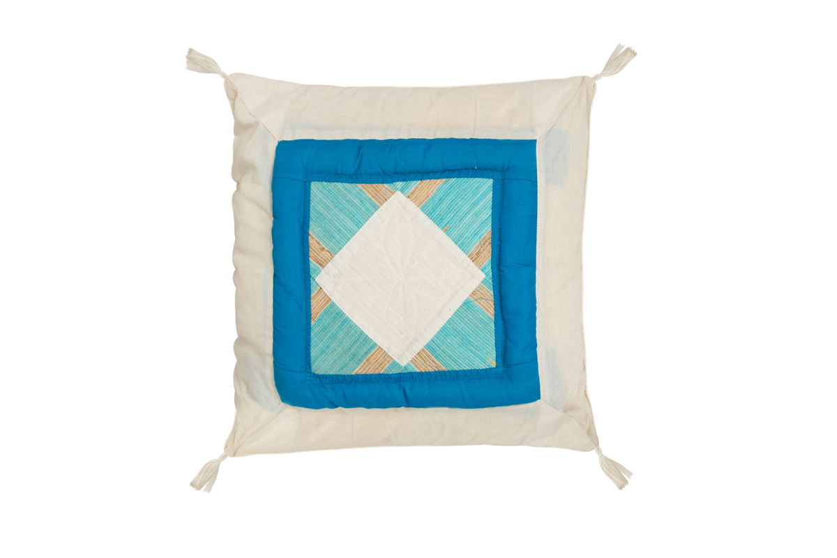 Indonesian Diamond Cushion