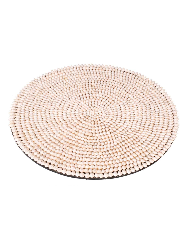 Seashelll plate holder, 36 Cms