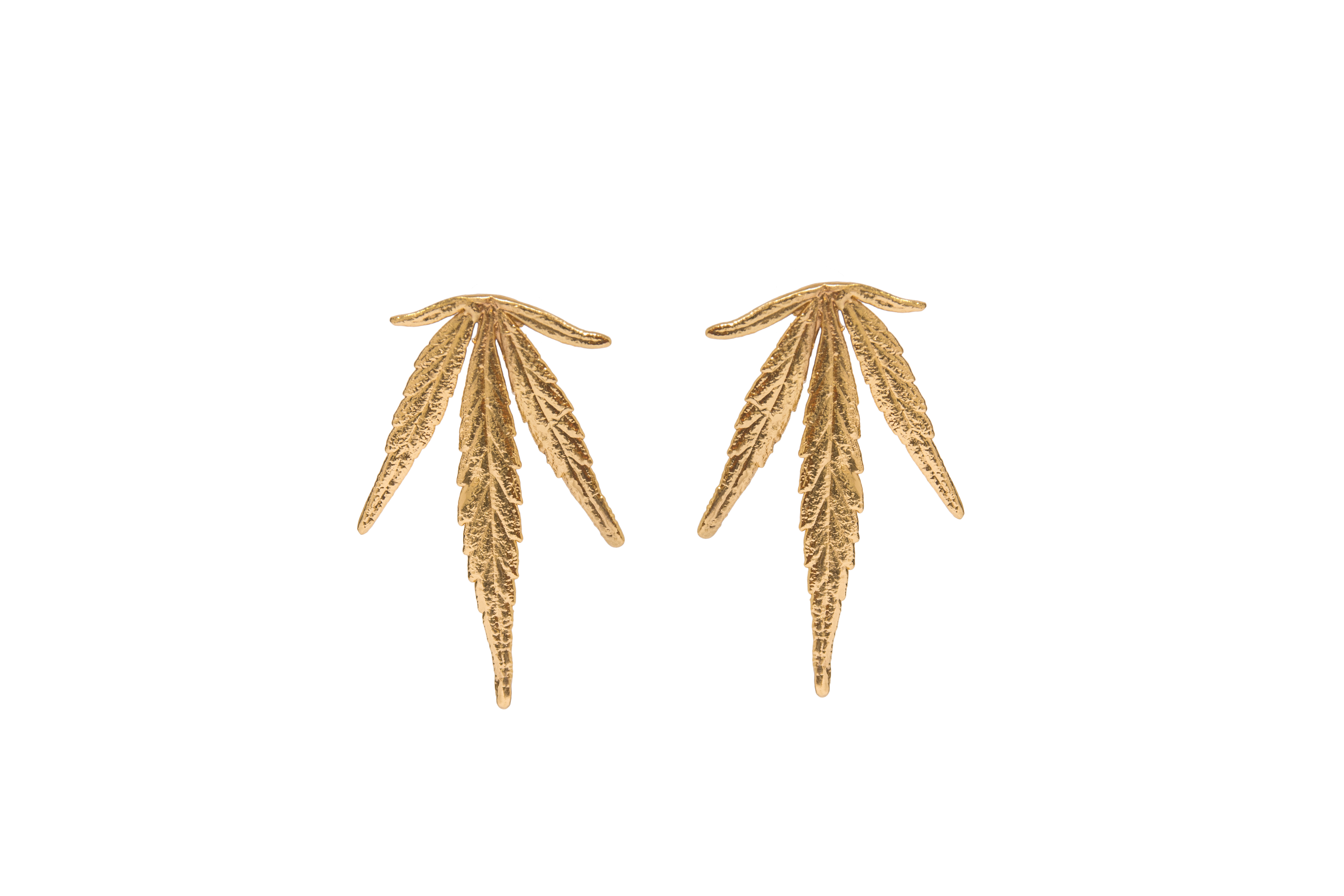 Leaves of Mary Earring