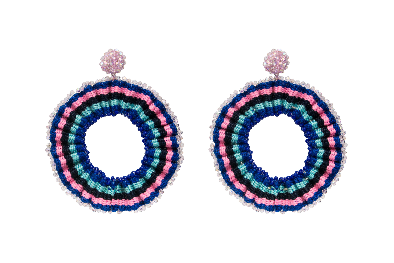 San Jacinto Earrings Blue King