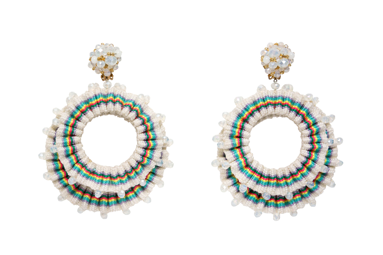 San Jacinto Earrings Multicolor