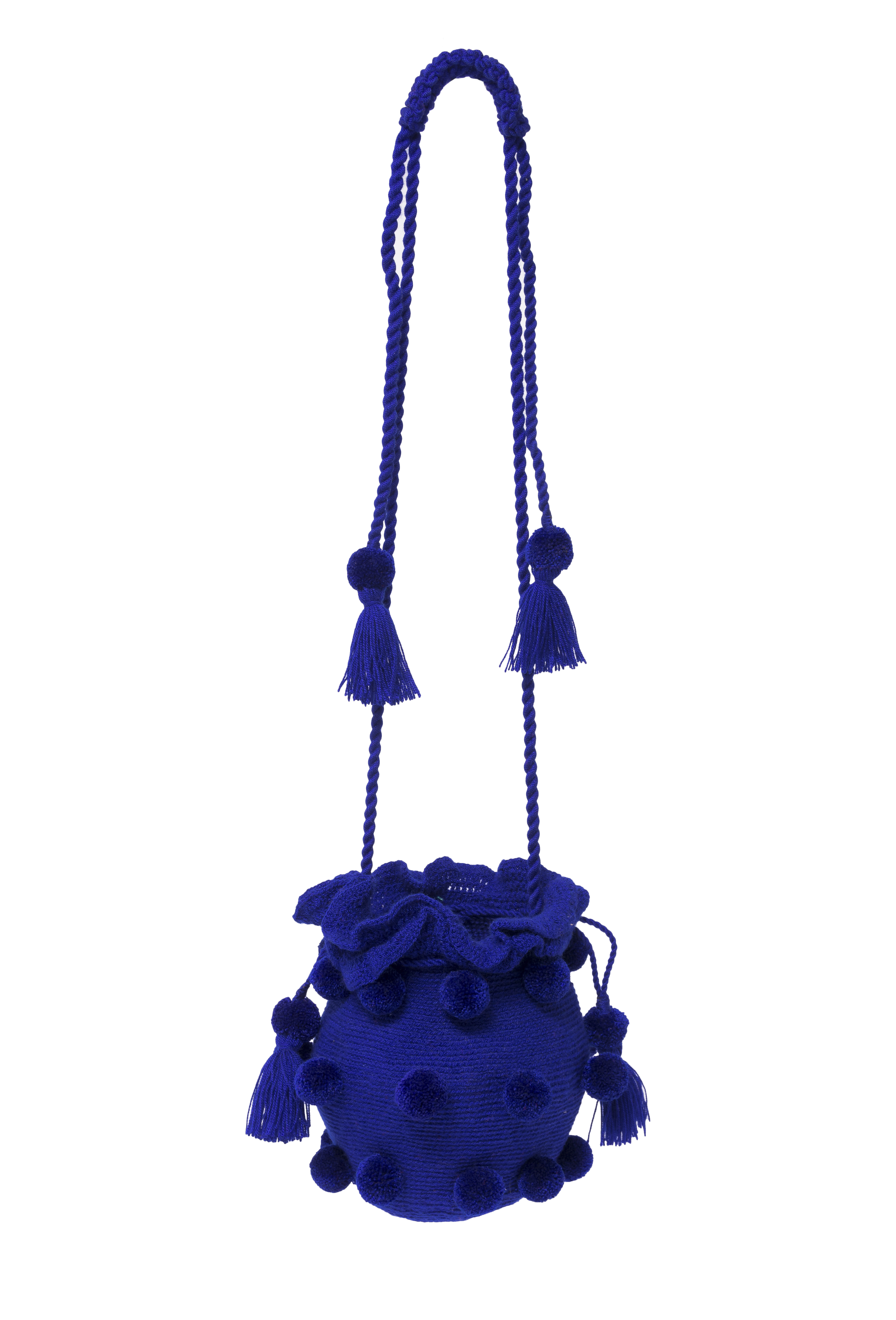 Mochila La Guapa XL,Azul Rey