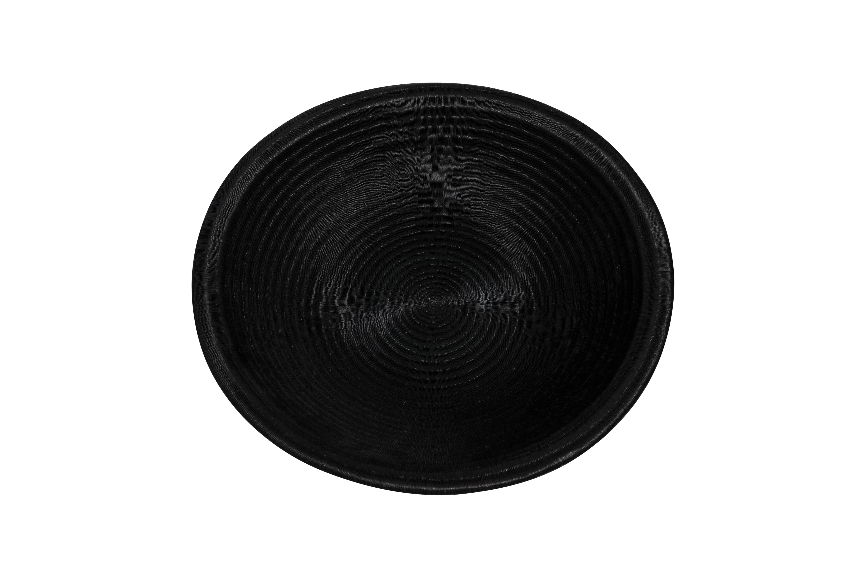 Black werregue plate