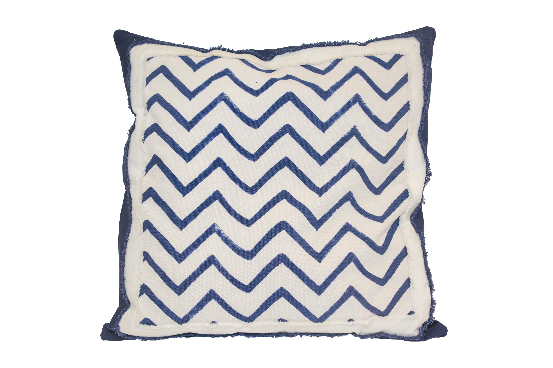 Biasa Zigzag cushion