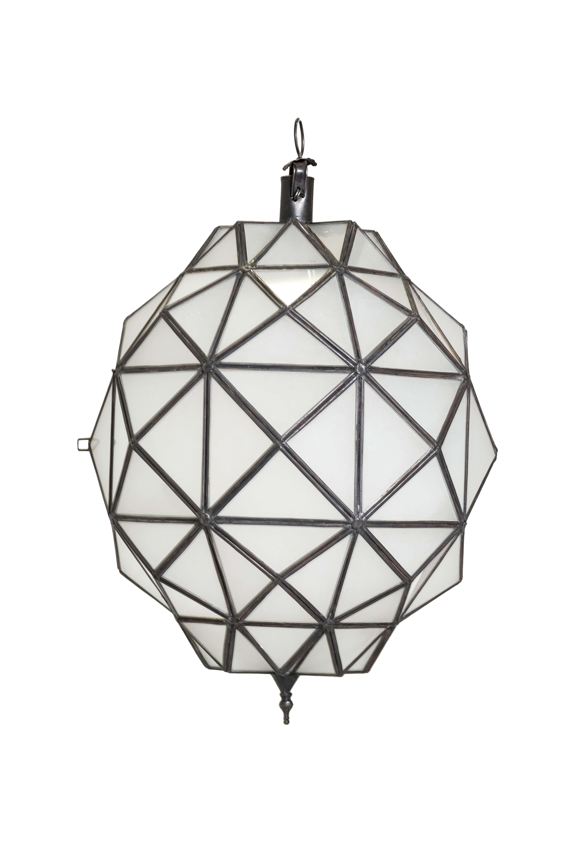 Lámpara de techo diamante Marroquí, 53 cm