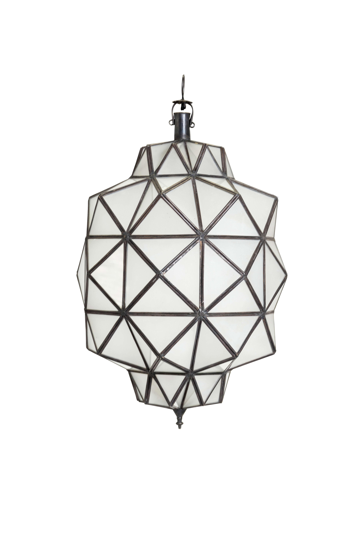 Moroccan Diamond Ceiling Lamp, 50 cm