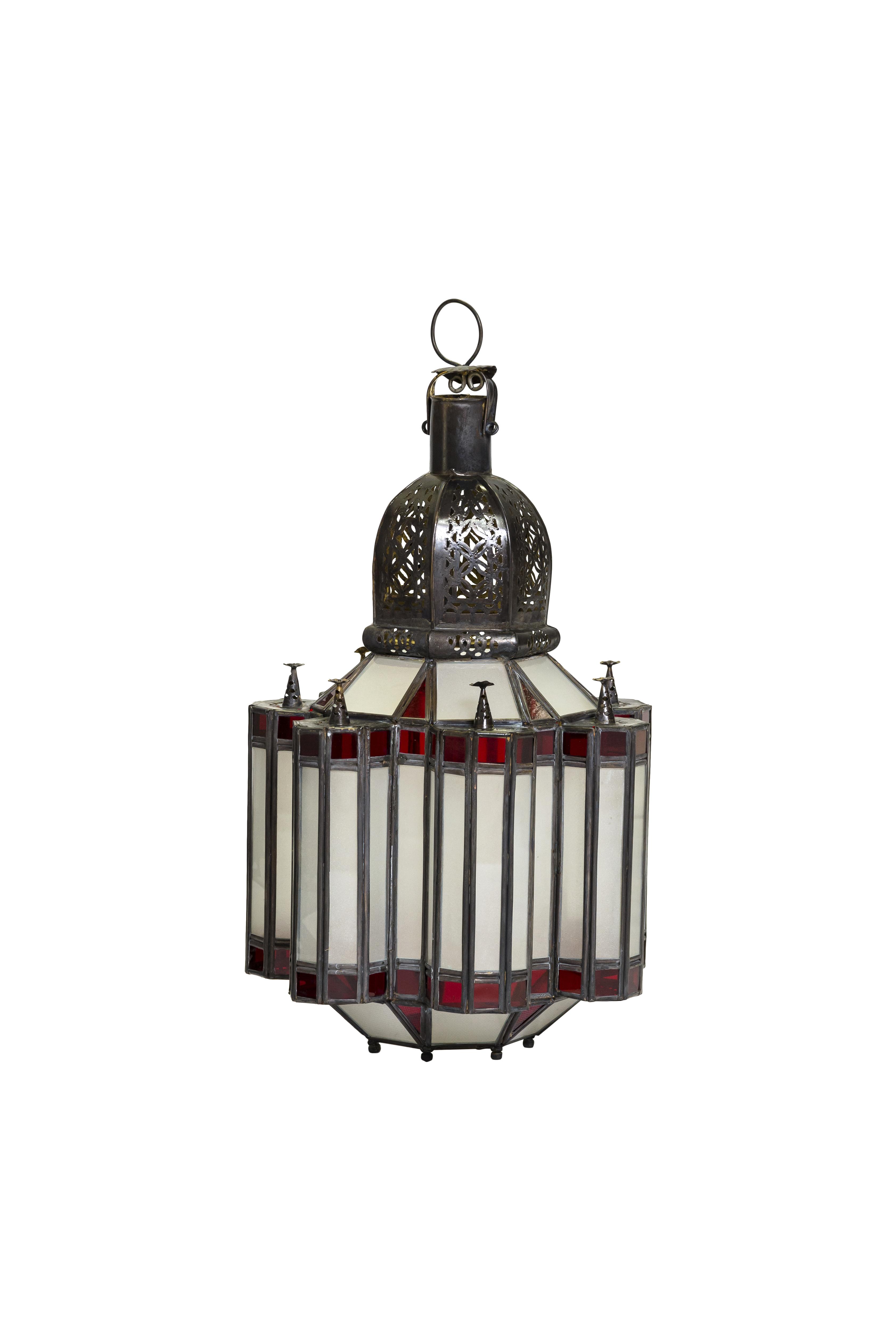 Moroccan Mamounia lantern small