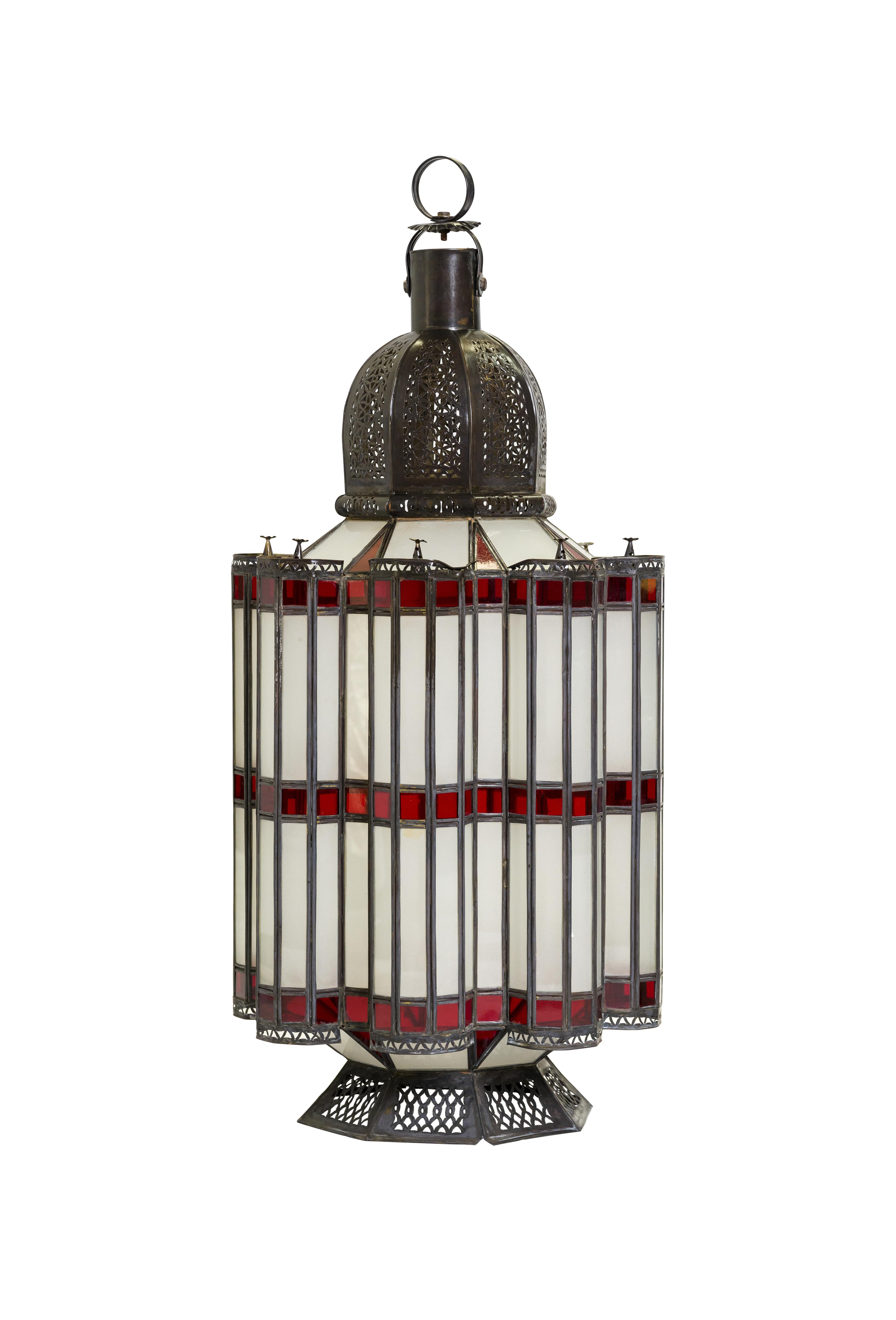 Moroccan Mamounia lantern large