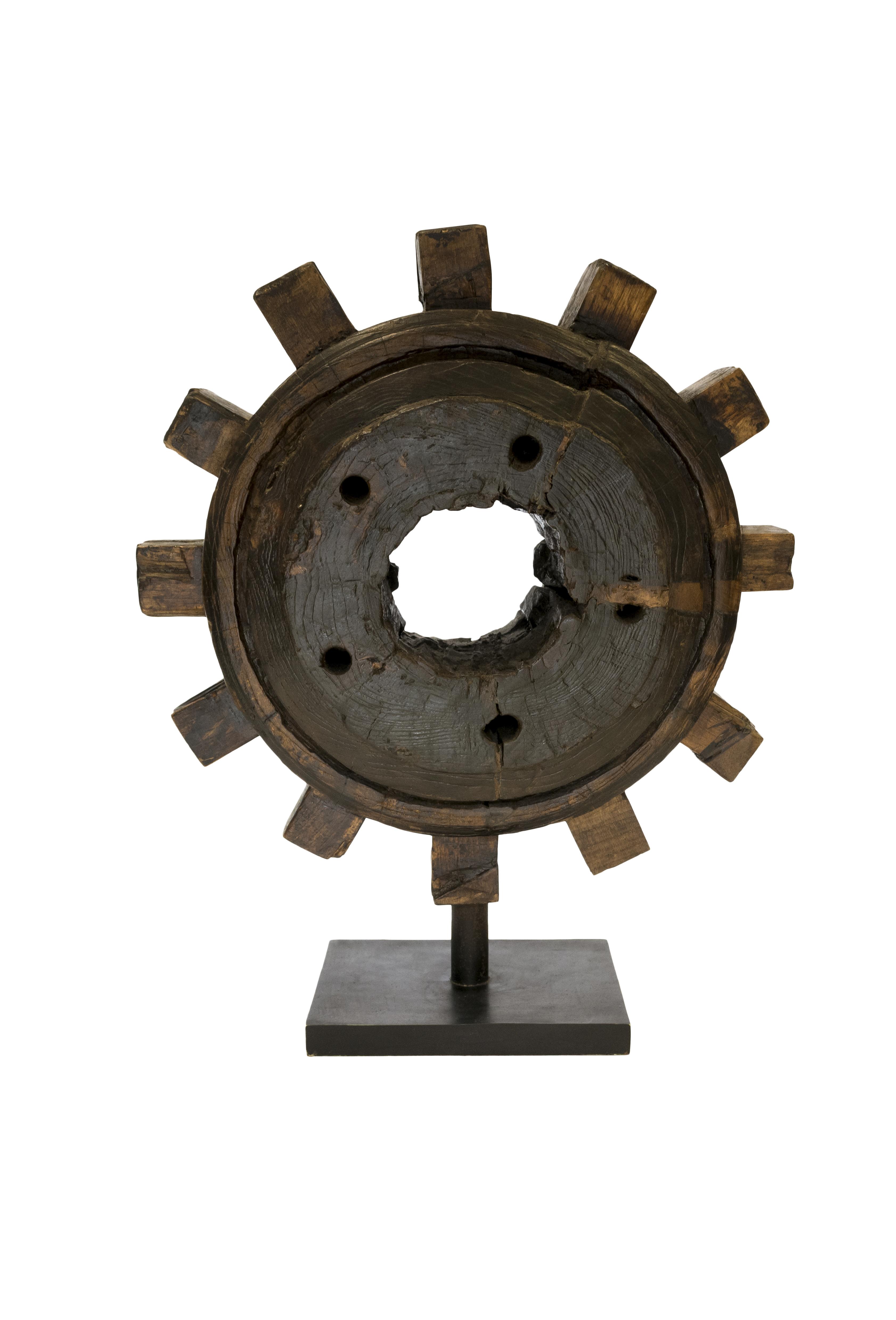 Wooden wheel