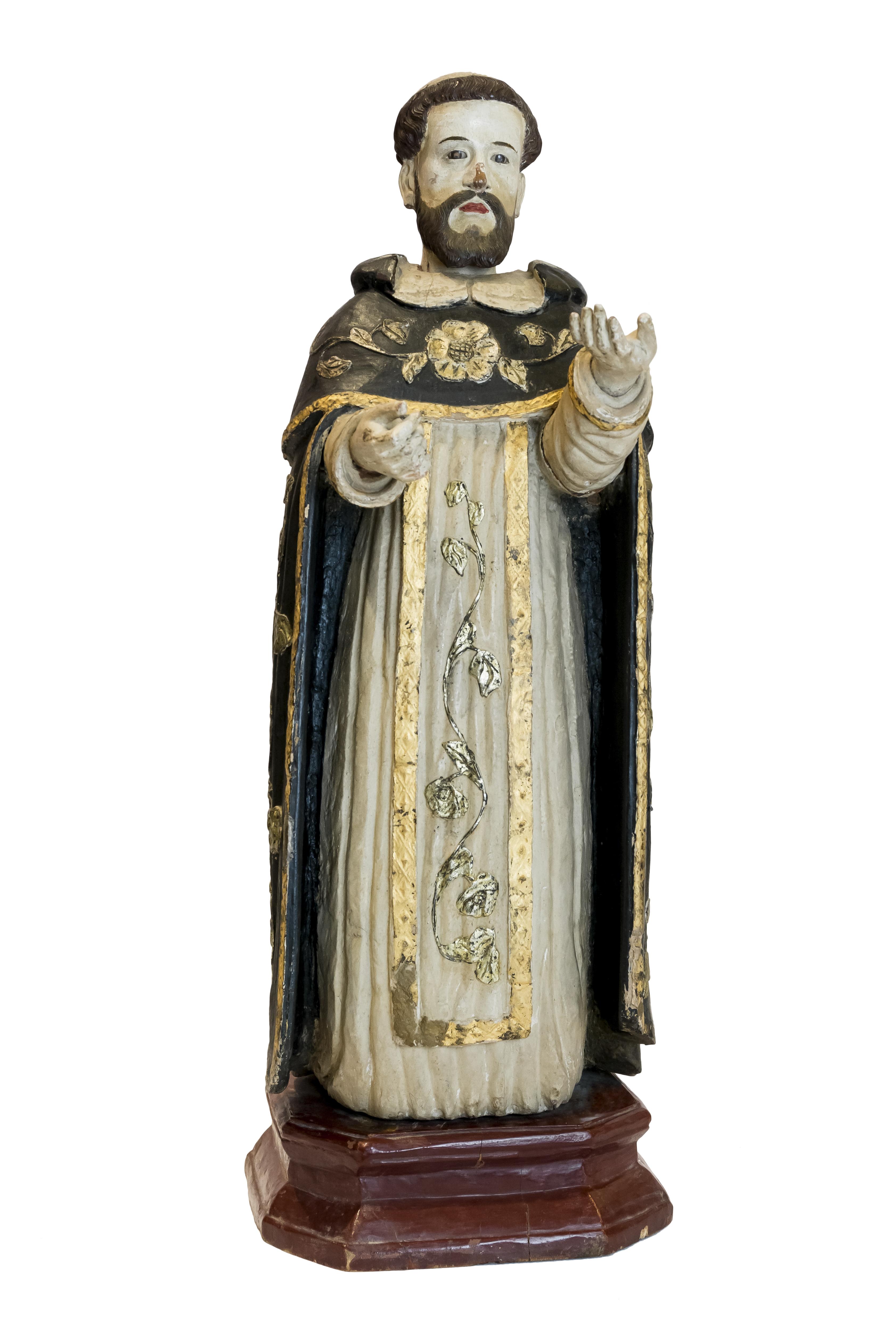 Escultura religiosa San Francisco de Asís