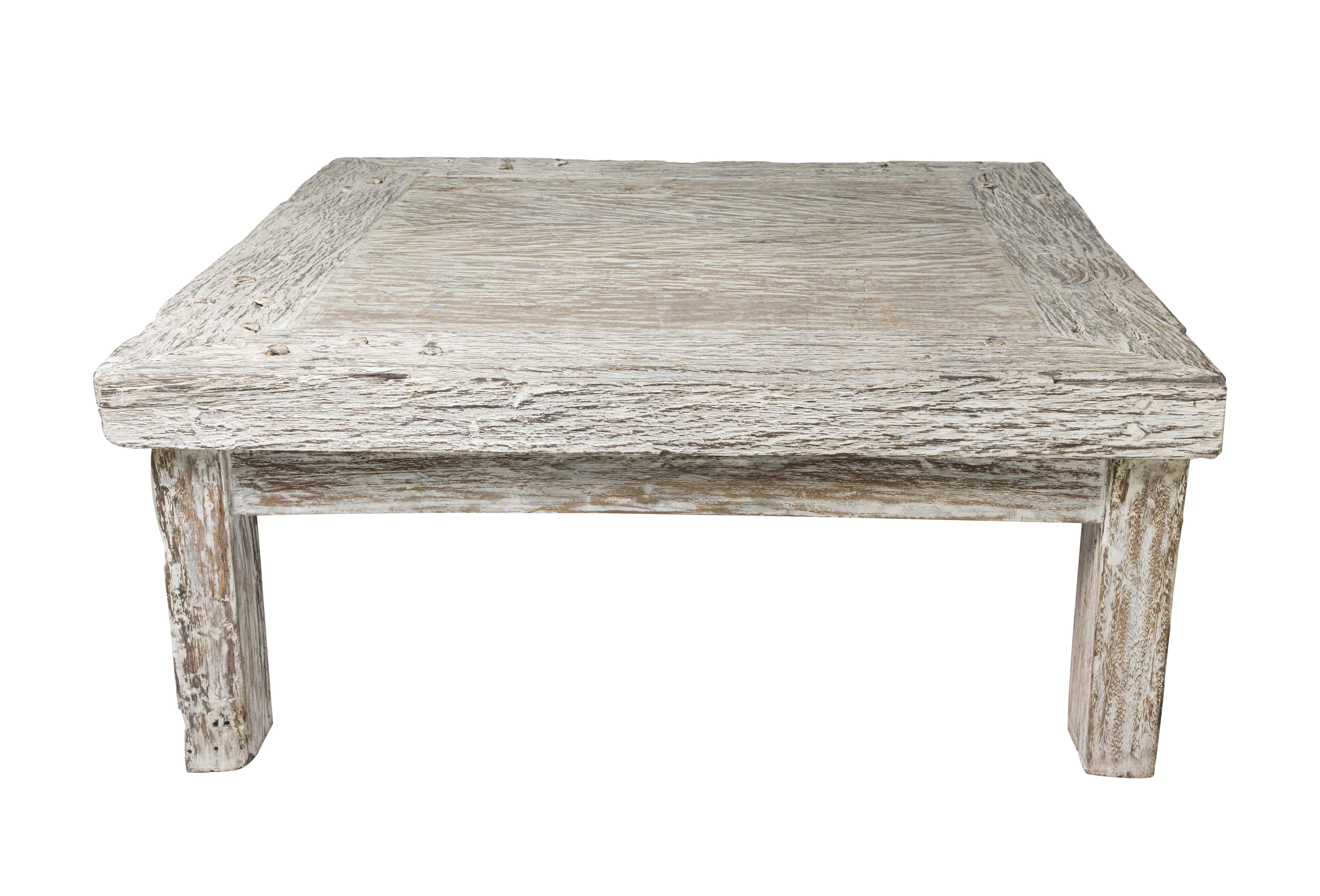 Mesa de madera Tigris