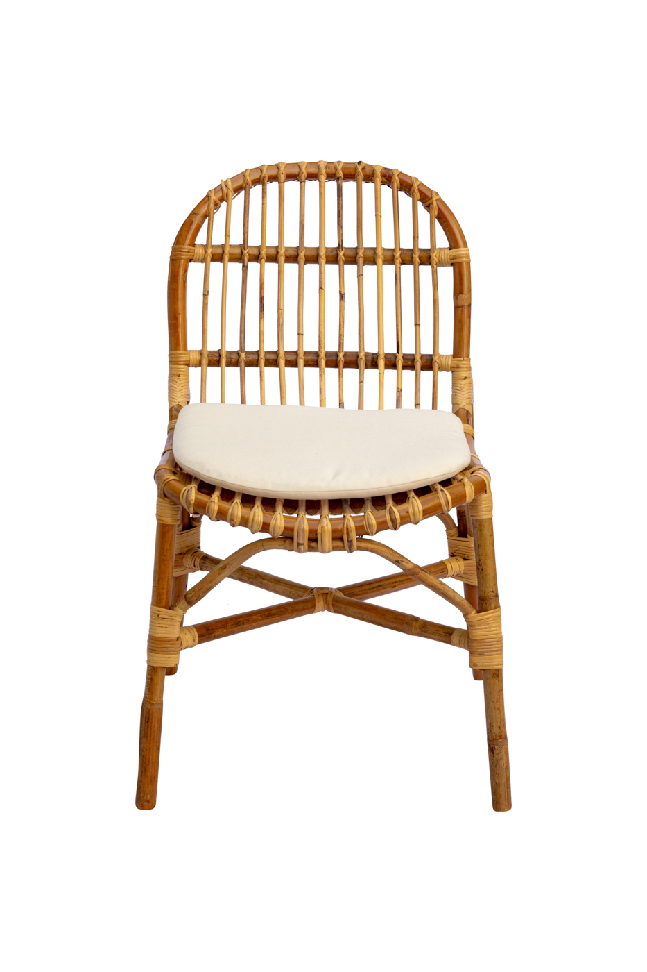 Luberon chair in rattan