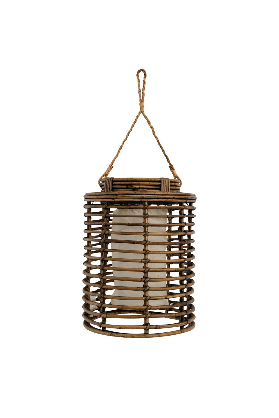 Portomax lamp in bamboo