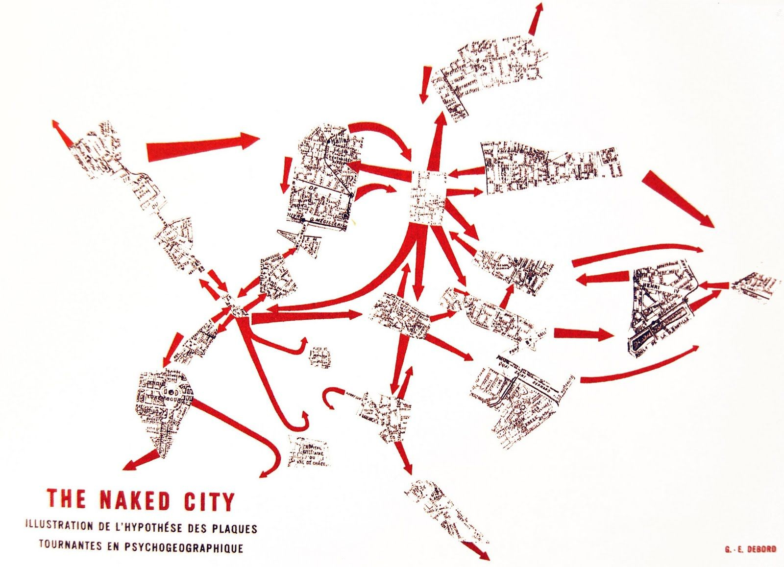 Fig 3 - Dubord - The Naked City