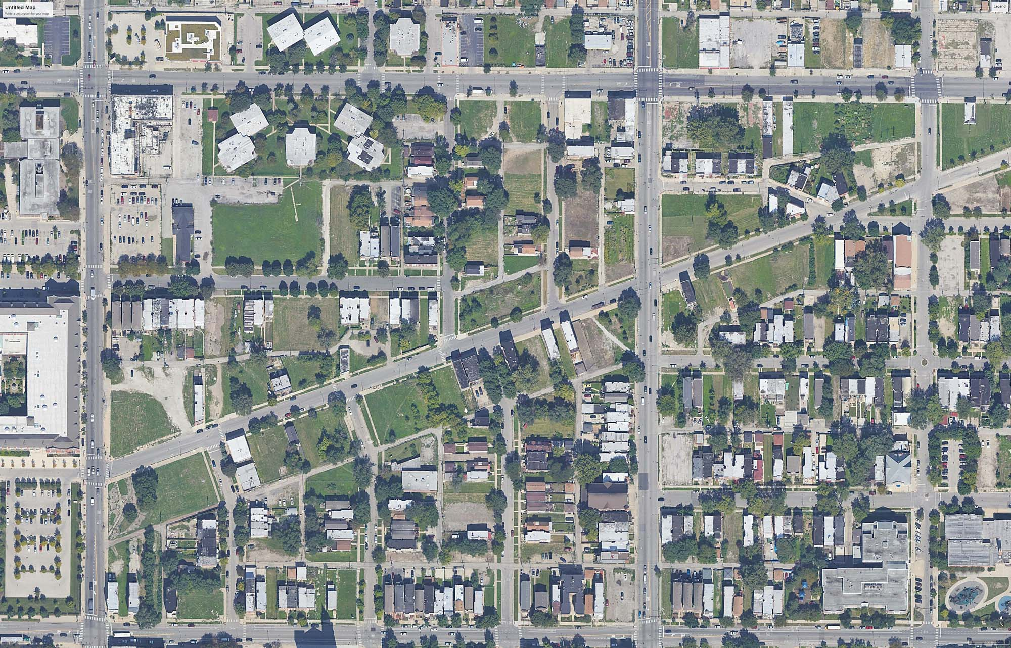 Fig 7 - An Undervalued and Underdeveloped Site in East Garfield Park